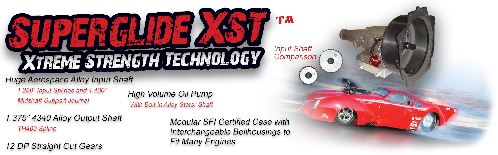 Superglide XST