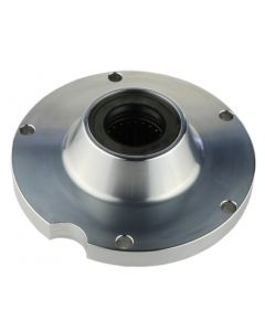 "COA-12791 - SHORTY ALUMINUM PLATE W/BEARING (FEATURES 2 SNAP RINGS TO ELIMINATE BEARING AND SEAL ""WALK-OUT"")"