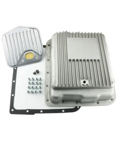 COA-92831 - CAST ALUMINUM DEEP PAN KIT, 700-R4/4L60E/4L65E 1982-UP