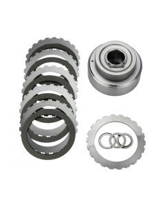 "COA-102816 - BILLET STEEL ""ULTIMATE SUPER DRUM"" ASSY. W/SUPER SPRAG, 5 CLUTCH INTERMEDIATE (99-UP)"