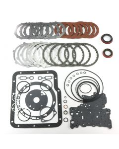 COA-12107B - MASTER OVERHAUL KIT (INCLUDES: 7 DIRECT/5 REV CLUTCHES, STEELS, GASKETS &  RINGS-NO BAND OR FILTER)