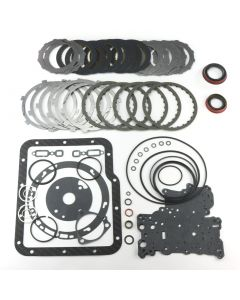 COA-12107C-B - MASTER OVERHAUL KIT (INCLUDES: 8 DIRECT (BLUE), 5 REV CLUTCHES, STEELS, GASKETS &  RINGS-NO BAND OR FILTER)