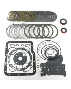 COA-12107D - MASTER OVERHAUL KIT FOR COAN 9 CLUTCH SUPER DRUM (INCLUDES: 9 DIRECT HIGH ENERGY/5 REV CLUTCHES, STEELS, GASKETS &  RINGS-NO BANDS OR FILTE...