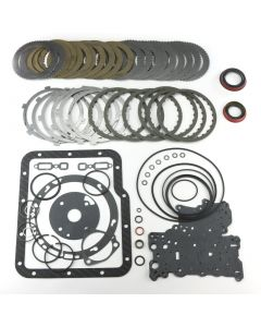COA-12107E - MASTER OVERHAUL KIT FOR COAN 10 CLUTCH SUPER DRUM (INCLUDES: 10 DIRECT HIGH ENERGY/5 REV CLUTCHES, STEELS, GASKETS &  RINGS-NO BANDS OR FIL...