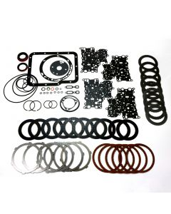 "COA-12108 - ""XST SUPERGLIDE"" OVERHAUL KIT (INCLUDES: 10 DIRECT (BLUE)/6 REV CLUTCHES, STEELS, GASKETS &  RINGS-NO BANDS OR FILTER)"