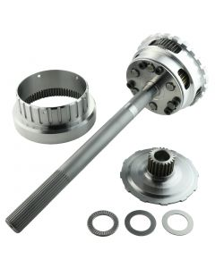 "COA-12715A - ""MAXIMUM DUTY"" PLANETARY, STD. LENGTH, ALUMINUM CARRIER, BILLET BOLT-ON OUTPUT SHAFT, STRAIGHT CUT GEARS, 1.69 RATIO"