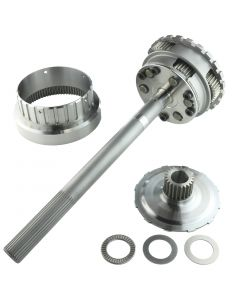 "COA-12715C - ""EXTREME DUTY"" PLANETARY, STD LENGTH, STEEL CARRIER, BILLET BOLT-ON OUTPUT SHAFT, STRAIGHT CUT GEARS, 1.69 RATIO"
