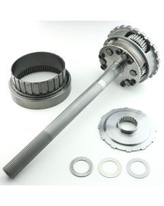 "COA-12721A - ""EXTREME DUTY"" PLANETARY STD. LENGTH, STEEL CARRIER, BILLET BOLT-ON OUTPUT SHAFT, STRAIGHT CUT GEARS, 1.80 RATIO"