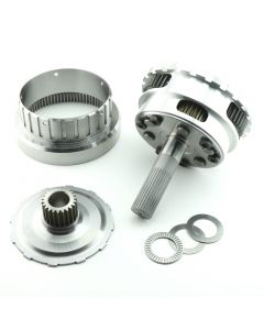 "COA-12758A -  ""MAXIMUM DUTY"" PLANETARY, SHORTY, ALUMINUM CARRIER, BILLET BOLT-ON OUTPUT SHAFT, STRAIGHT CUT GEARS, 1.69 RATIO"