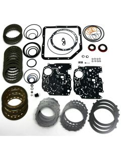 COA-32107 - MASTER OVERHAUL KIT (INCLUDES: 5 FWD, 5 DIR, 3 INT CLUTCHES, STEELS, GASKETS & RINGS-NO BAND OR FILTER)