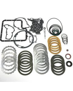 COA-62108 - MASTER OVERHAUL KIT '76-UP (INCLUDES: CLUTCHES, STEELS, GASKETS & RINGS-NO BANDS OR FILTER)