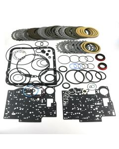 "COA-92109A - ""STREET PERFORMANCE"" MASTER OVERHAUL KIT '87 & UP (INCLUDES: CLUTCHES, STEELS, GASKETS, SEALING RINGS, AND HARDENED PUMP RINGS-NO BAND OR F..."