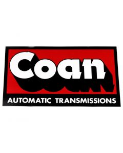 """COA-980751 - """"COAN AUTOMATIC TRANSMISSIONS"""""""