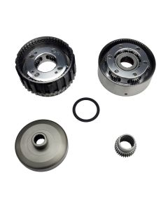 COA-102710-221 - MAXIMUM DUTY STRAIGHT CUT PLANETARY, 6 PINION REACTION CARRIER, 4 PINION OUTPUT CARRIER W/SPEED SENSOR RING, 2.21 - 1.44 RATIO