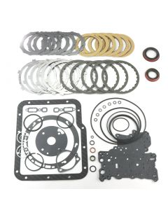 COA-12107A - MASTER OVERHAUL KIT (INCLUDES: 6 DIRECT/5 REV CLUTCHES, STEELS, GASKETS &  RINGS-NO BAND OR FILTER)