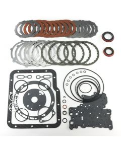 COA-12107C - MASTER OVERHAUL KIT (INCLUDES: 8 DIRECT/5 REV CLUTCHES, STEELS, GASKETS &  RINGS-NO BAND OR FILTER)