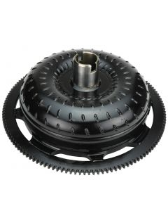 "COA-40450-1 - 9"" (245MM) MAXIMUM PERFORMANCE CONVERTER  W/ CNC MACHINED BILLET ALUMINUM STATOR, ""SUPER SPRAG"", BILLET COVER"