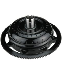 "COA-40530S - 8"" MAXIMUM PERFORMANCE STEEL STATOR CONVERTER, ""SPRAGLESS"", BILLET FRONT COVER"