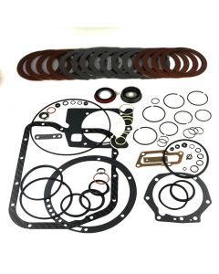 COA-42107 - MASTER OVERHAUL KIT '62-'70 (INCLUDES: CLUTCHES, STEELS, GASKETS AND RINGS-NO BANDS OR FILTER)