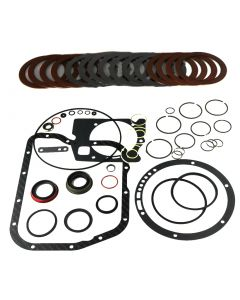 COA-42108 - MASTER OVERHAUL KIT '71-UP (INCLUDES: CLUTCHES, STEELS, GASKETS AND RINGS-NO BANDS OR FILTER)