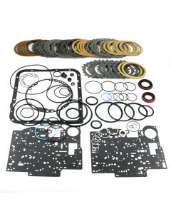 COA-92108 - MASTER OVERHAUL KIT '85-'87 (INCLUDES: CLUTCHES, STEELS, GASKET & RINGS-NO BAND OR FILTER)