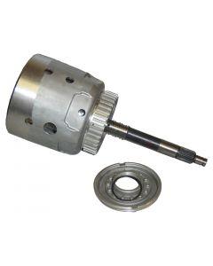 """COA-92885 - """"SUPER DRUM"""" REINFORCED INPUT DRUM ASSEMBLY W/ OVERRUN PISTON FITS 700-R4/4L60E EXCEPT LS1 ENGINE"""