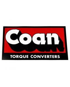 """COA-980752 -  """"COAN TORQUE CONVERTERS"""""""